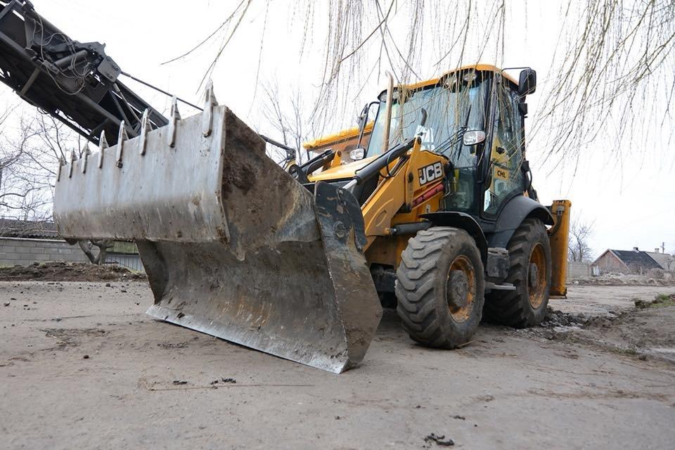 В Каменском начался капитальный ремонт дороги на улице Циолковского, фото-4