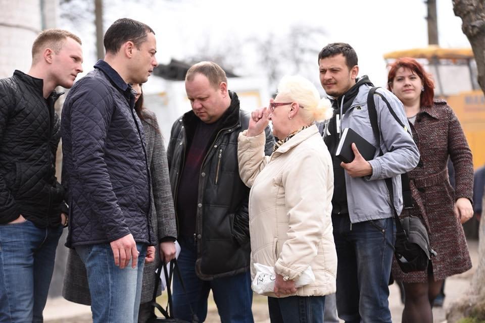 В Каменском начался капитальный ремонт дороги на улице Циолковского, фото-3