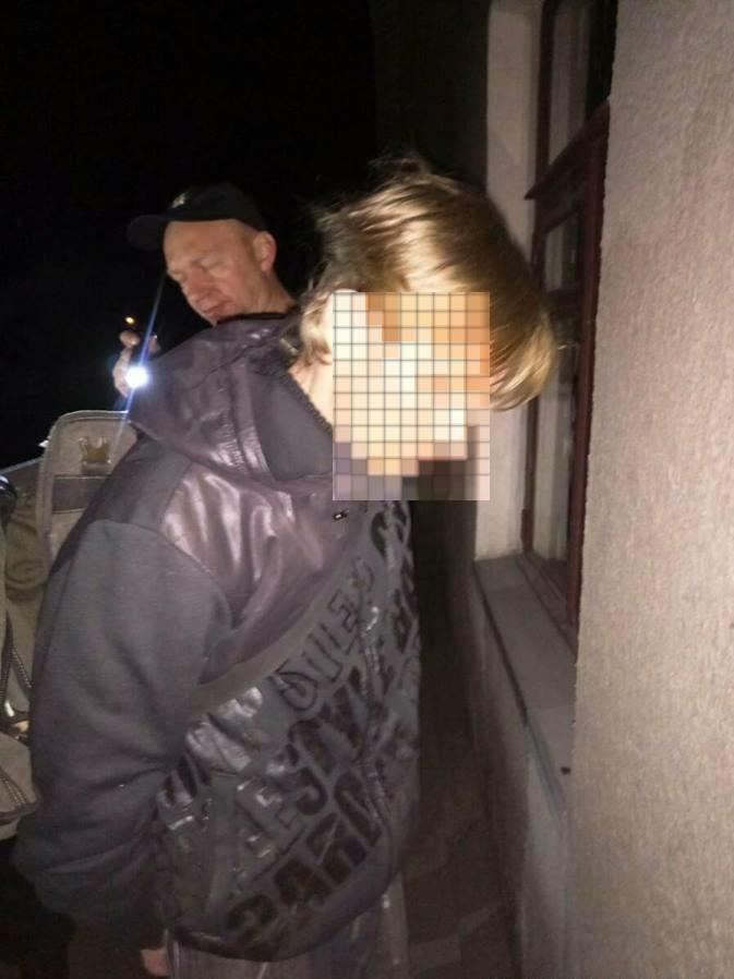 Не успел: в Каменском полиция охраны задержала вора, фото-1