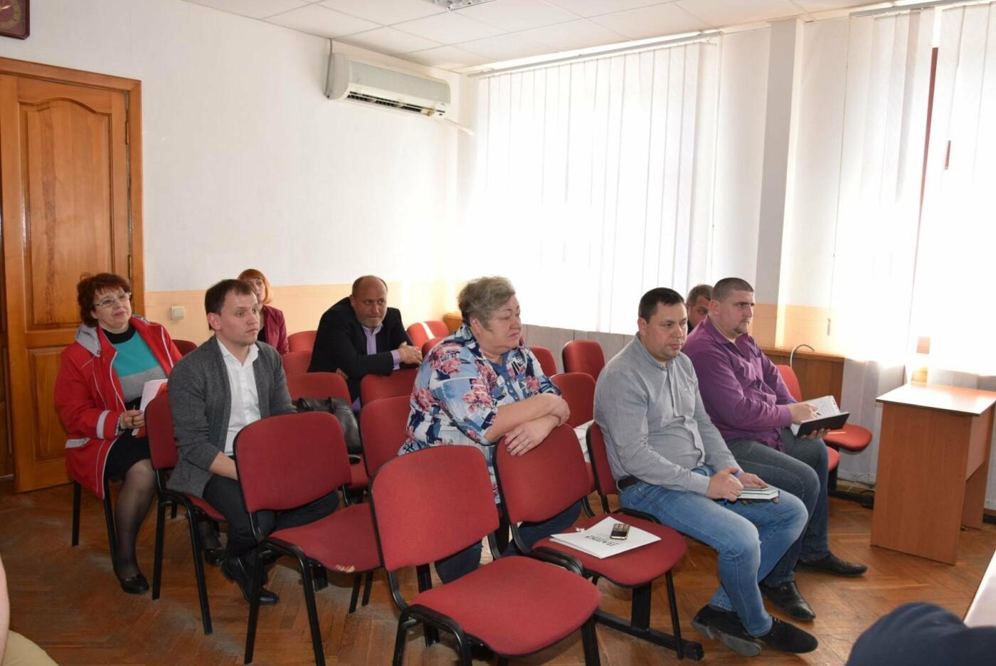 В Каменском обсудили текущий этап децентрализации теплоснабжения, фото-1