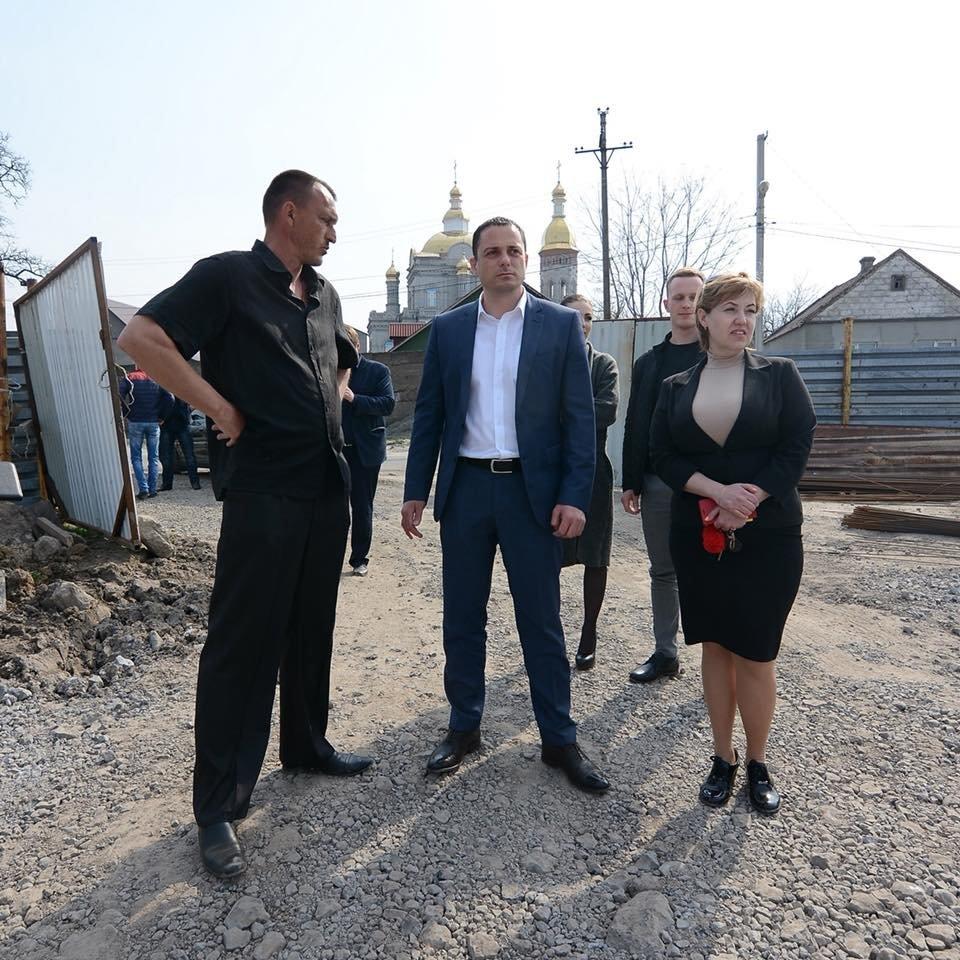 В Романково полным ходом идет строительство современного детского сада, фото-12