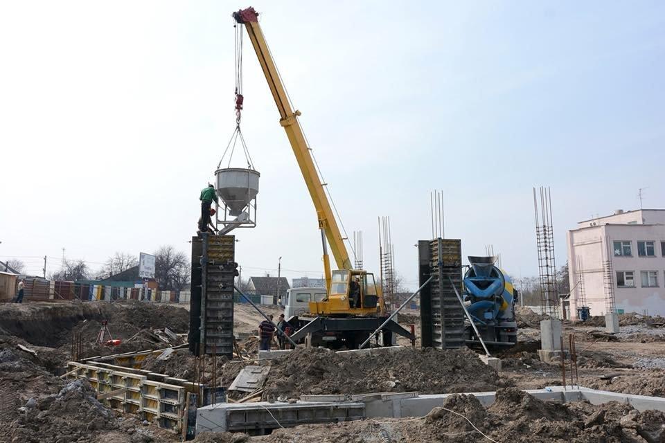 В Романково полным ходом идет строительство современного детского сада, фото-6