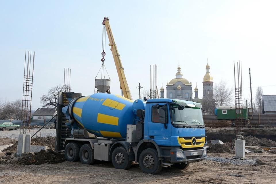 В Романково полным ходом идет строительство современного детского сада, фото-4