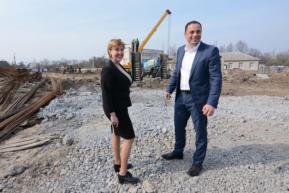 В Романково полным ходом идет строительство современного детского сада, фото-7