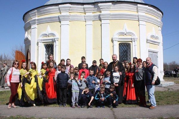 Коллектив «Днепровские зори» из Каменского победил на всеукраинском фестивале, фото-3