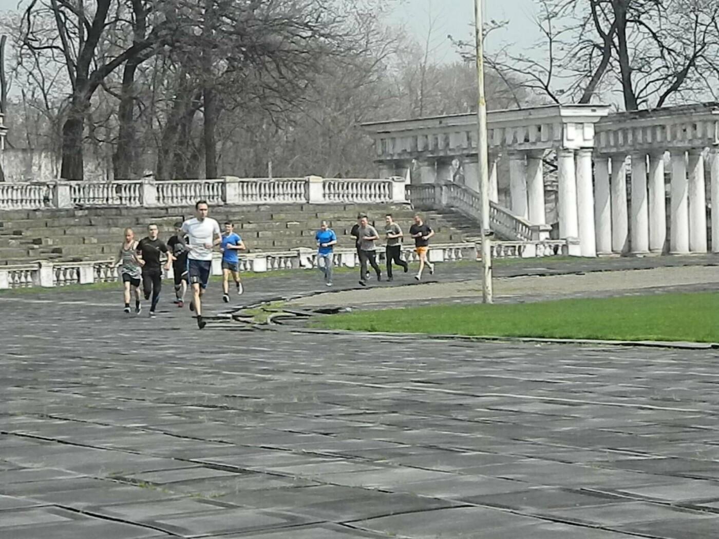 Каменские спасатели соревновались по полиатлону, фото-4