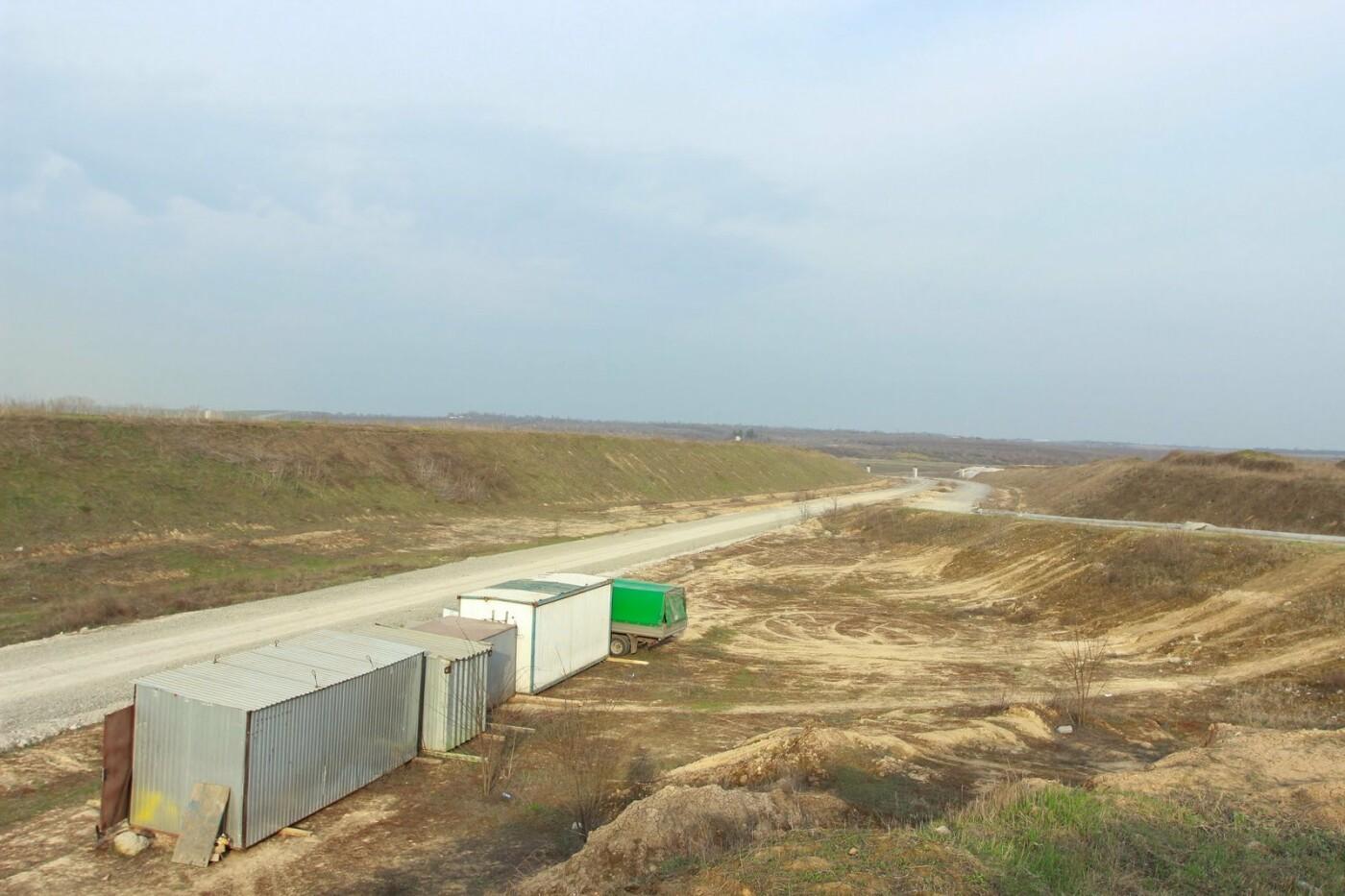 Началось строительство второй очереди объездной дороги вокруг Днепра, фото-2