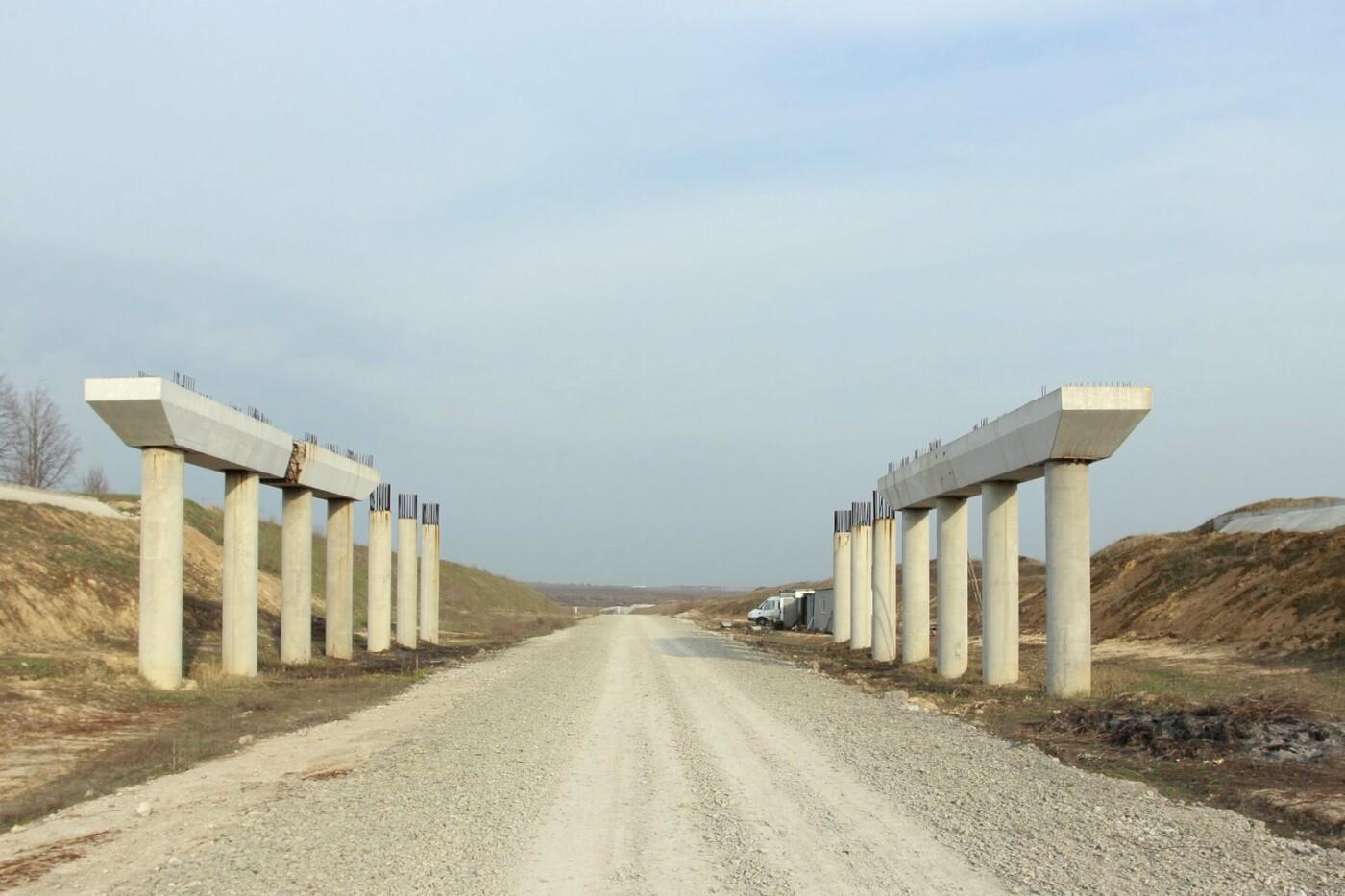 Началось строительство второй очереди объездной дороги вокруг Днепра, фото-3