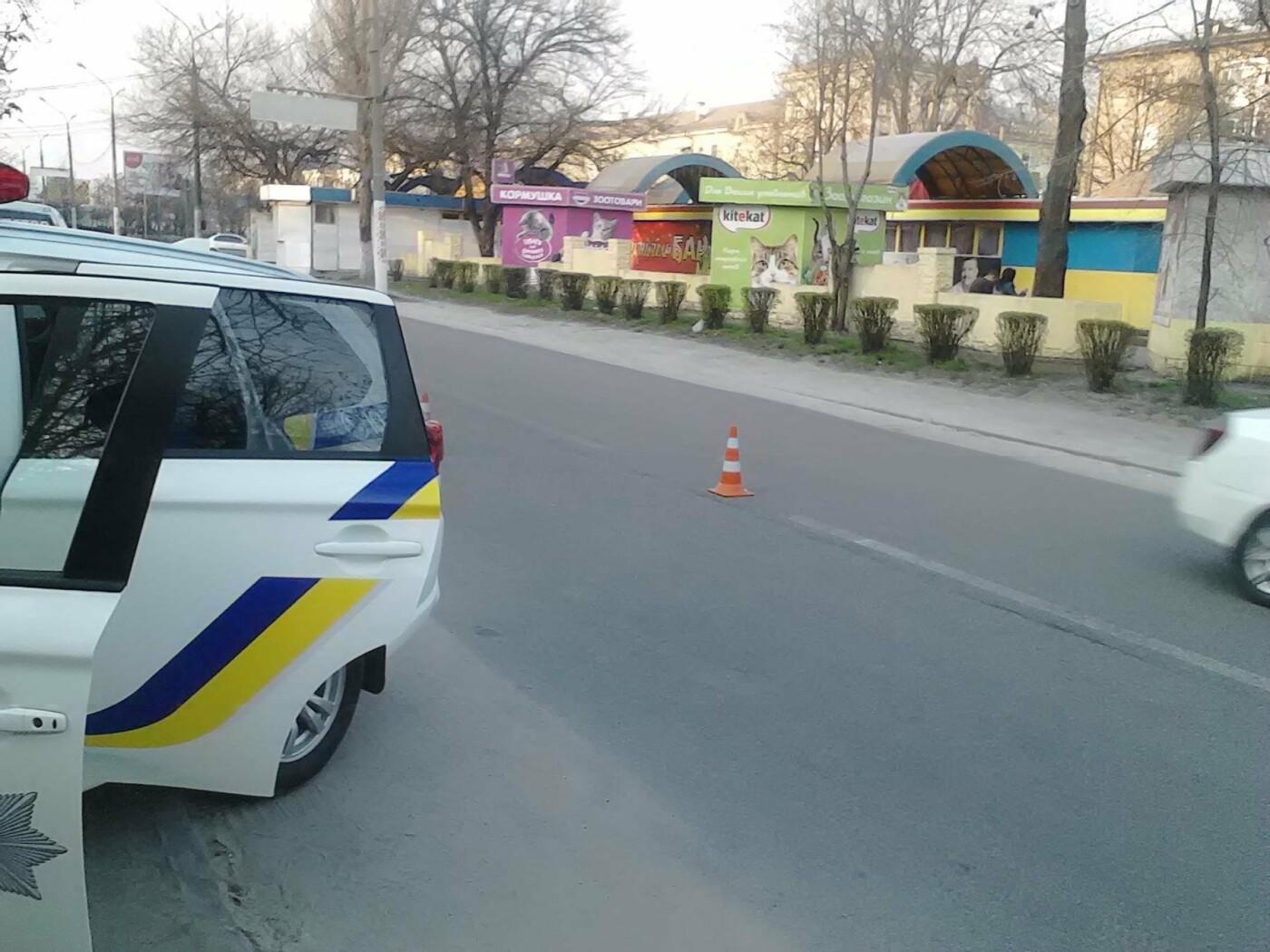 В Каменском сбили ребенка возле школы №5, фото-3
