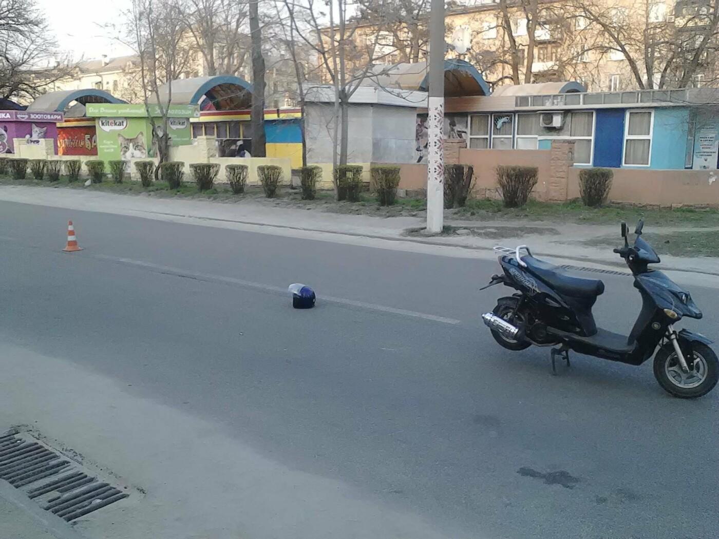 В Каменском сбили ребенка возле школы №5, фото-5