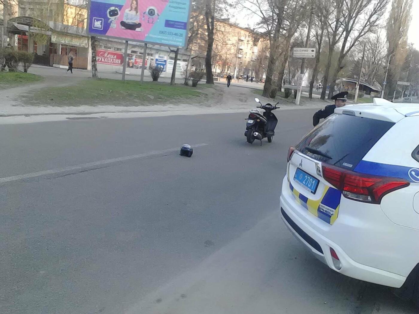 В Каменском сбили ребенка возле школы №5, фото-4