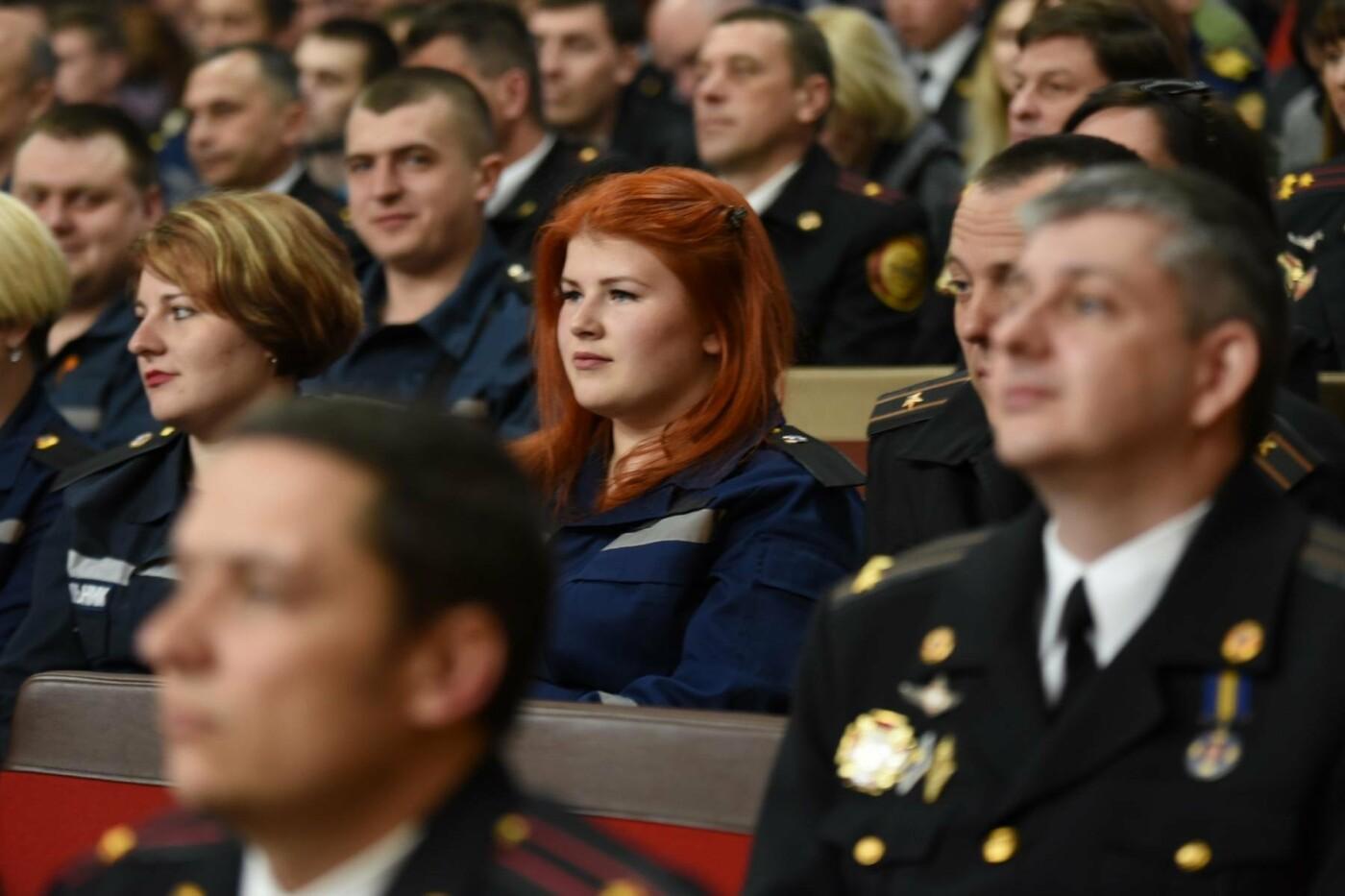 В Каменском отметили День пожарной охраны, фото-1