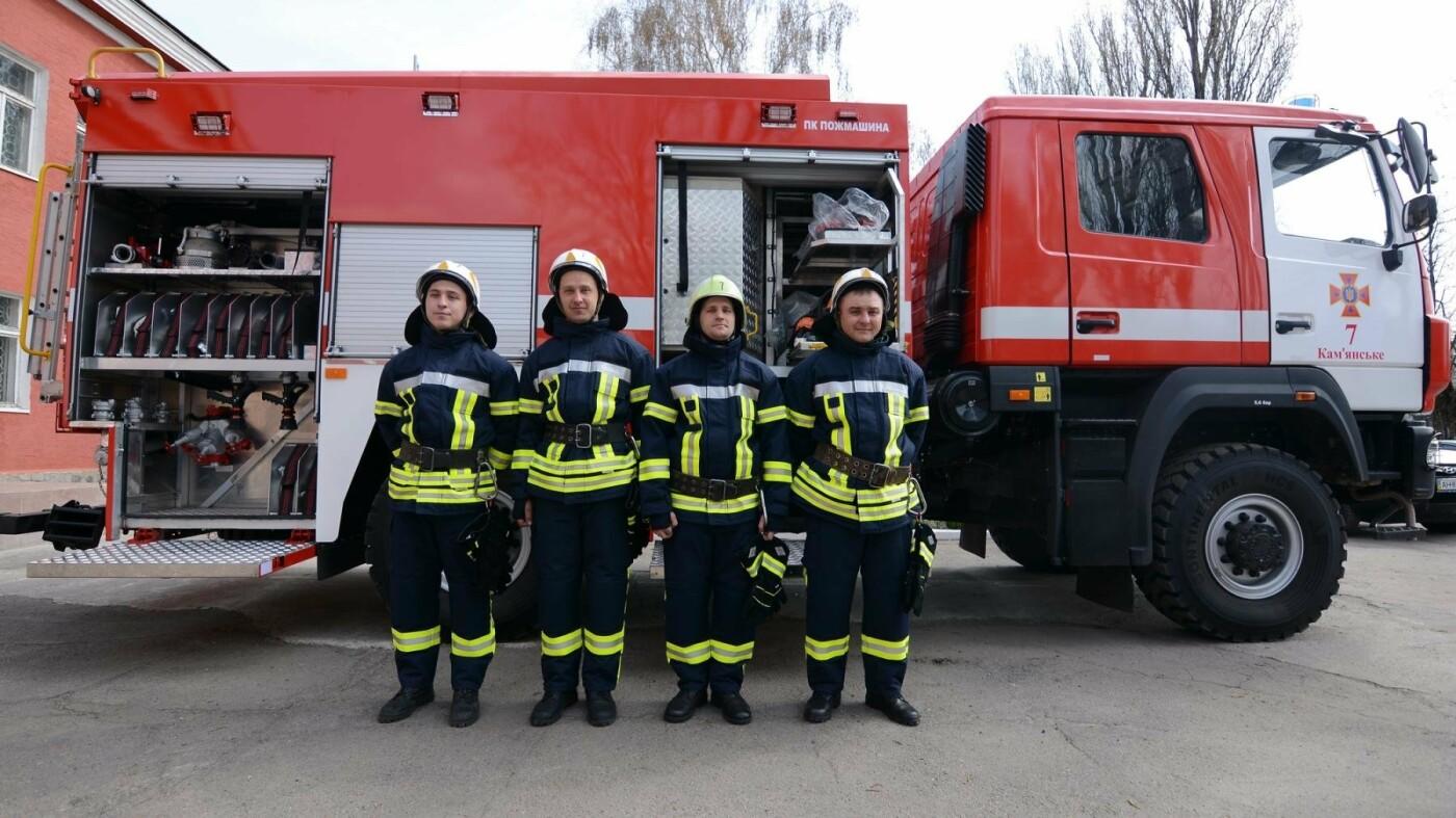 В Каменском отметили День пожарной охраны, фото-4