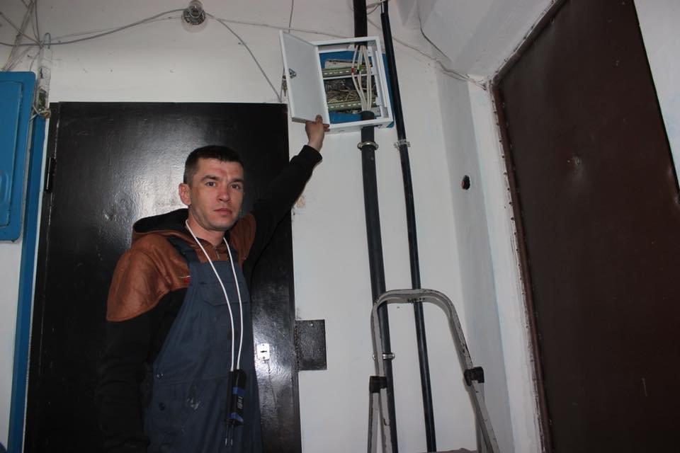В домах Каменского стартовала замена электрокабелей, фото-4