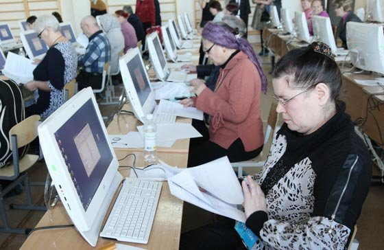 Пожилых каменчан обучат компьютерной грамотности, фото-1