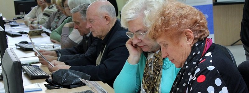 Пожилых каменчан обучат компьютерной грамотности, фото-2