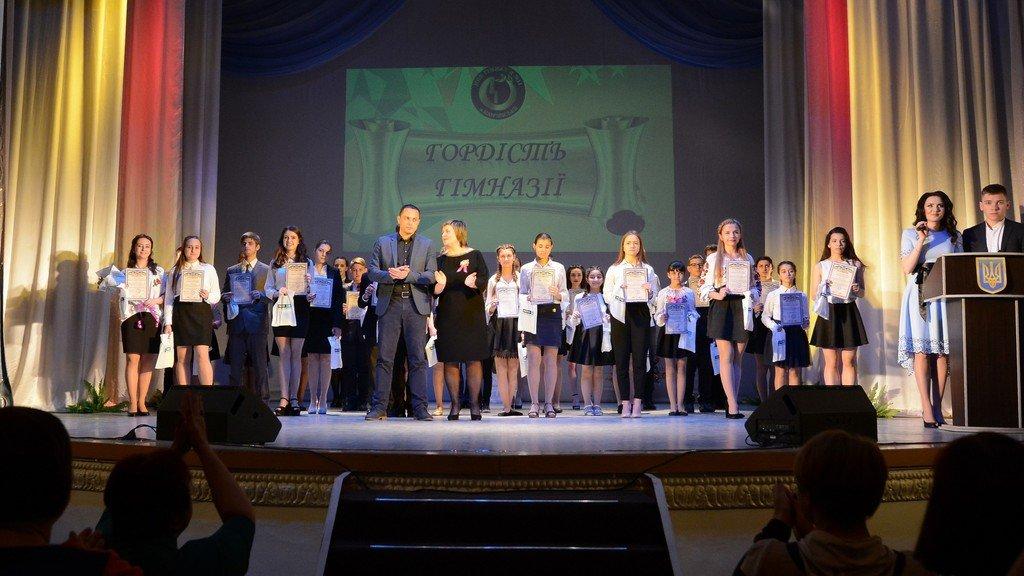 55 лет эстетического обучения: Каменская гимназия №11 отметила юбилей, фото-3