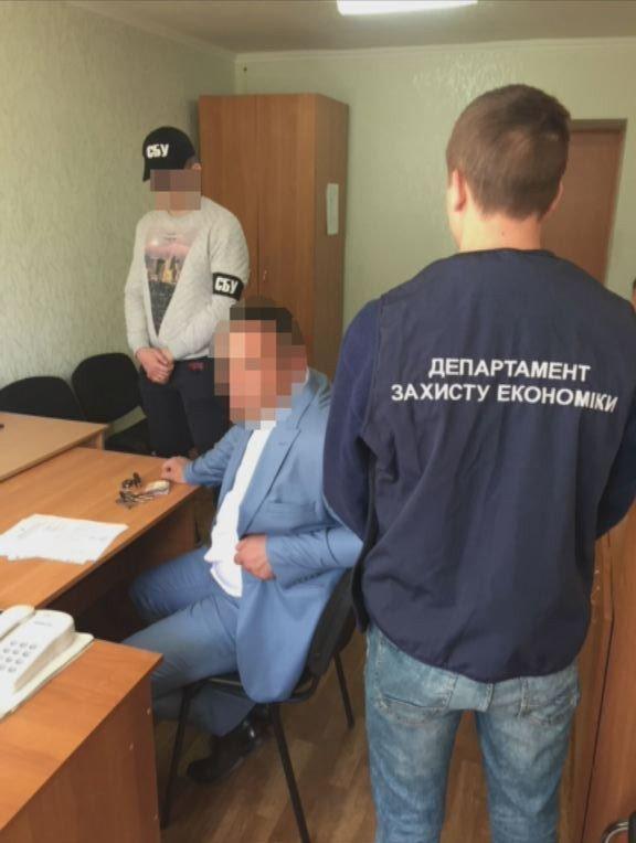 На Днепропетровщине сотрудники СБУ на взятке поймали руководителя аппарата суда, фото-2