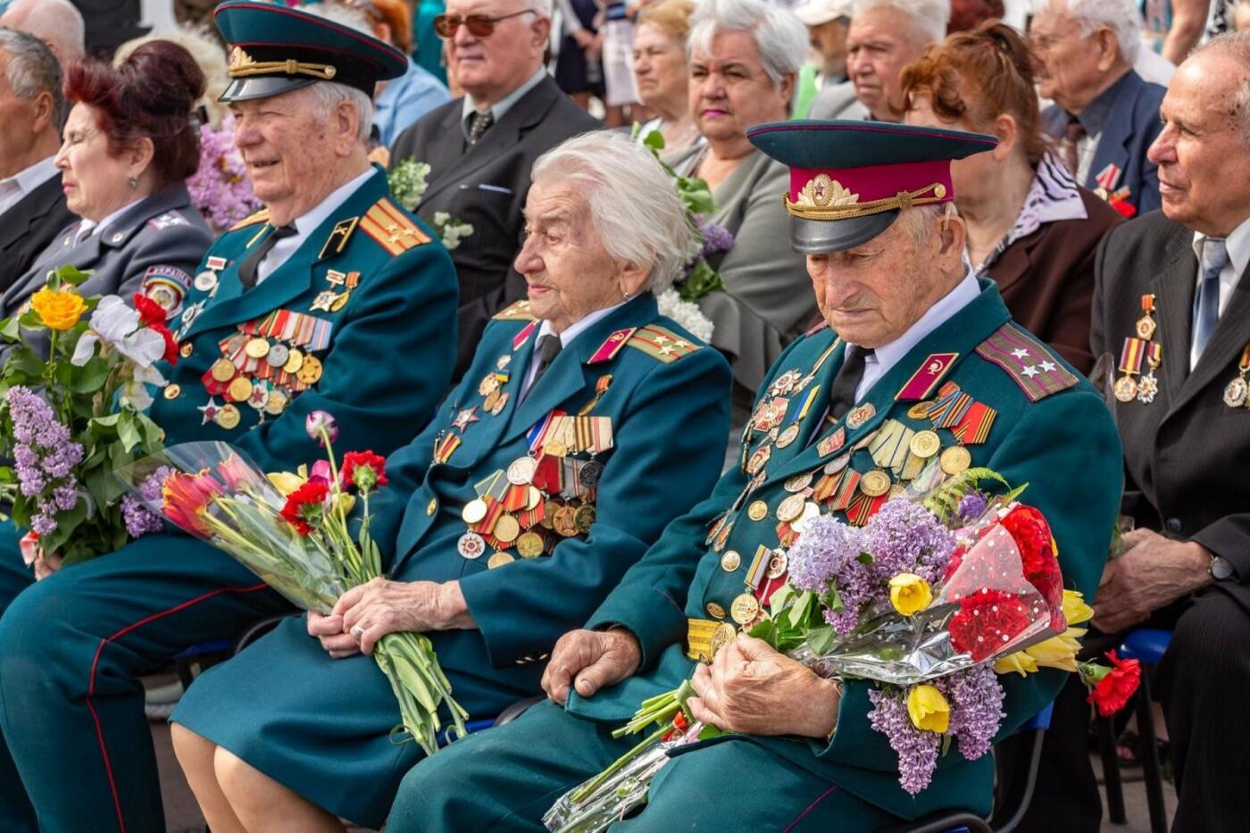 Ветераны войны поздравление к дню победы