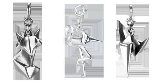Серебряная подвеска подчеркнет индивидуальность каждой девушки и женщины, фото-1