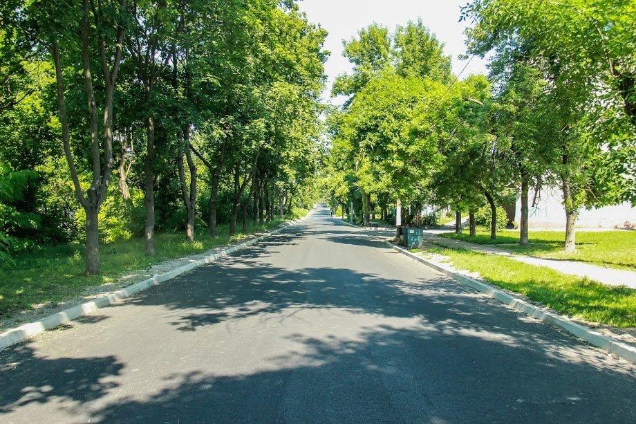 В Каменском капитально отремонтировали улицу Циолковского, фото-3