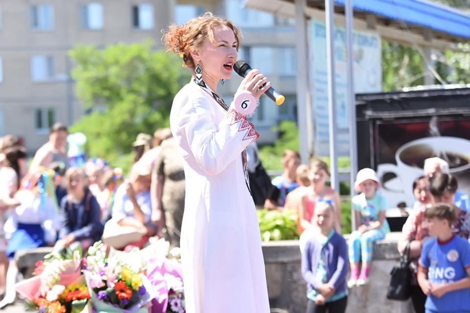 В Каменском выбрали самую красивую маму Днепровского района, фото-5