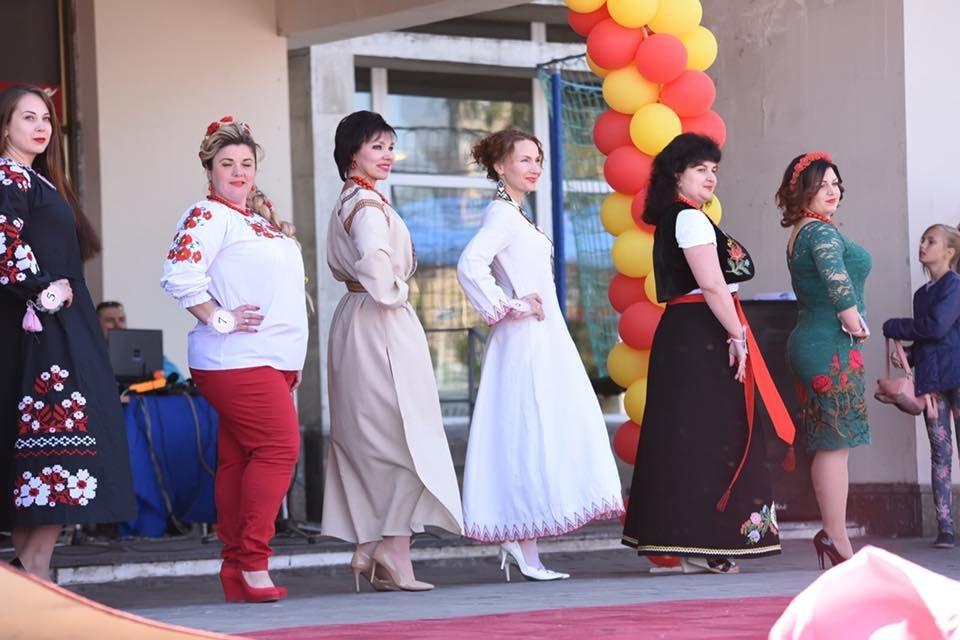 В Каменском выбрали самую красивую маму Днепровского района, фото-18