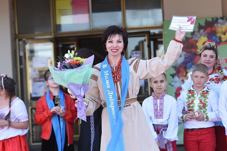 В Каменском выбрали самую красивую маму Днепровского района, фото-13