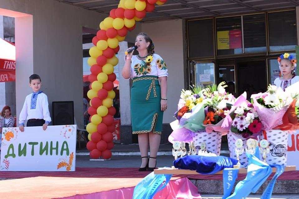 В Каменском выбрали самую красивую маму Днепровского района, фото-14