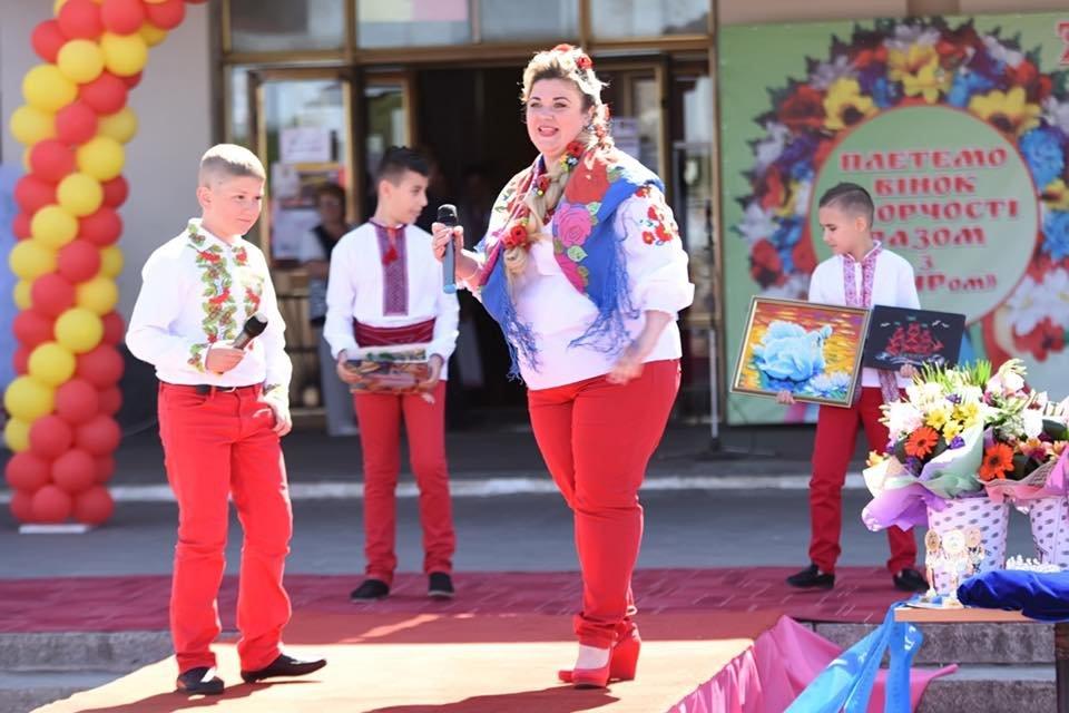 В Каменском выбрали самую красивую маму Днепровского района, фото-15
