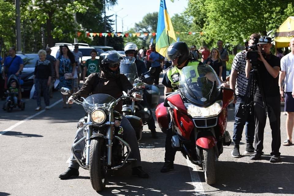 В Каменском принимали «Ралли Пикник-2018», фото-5