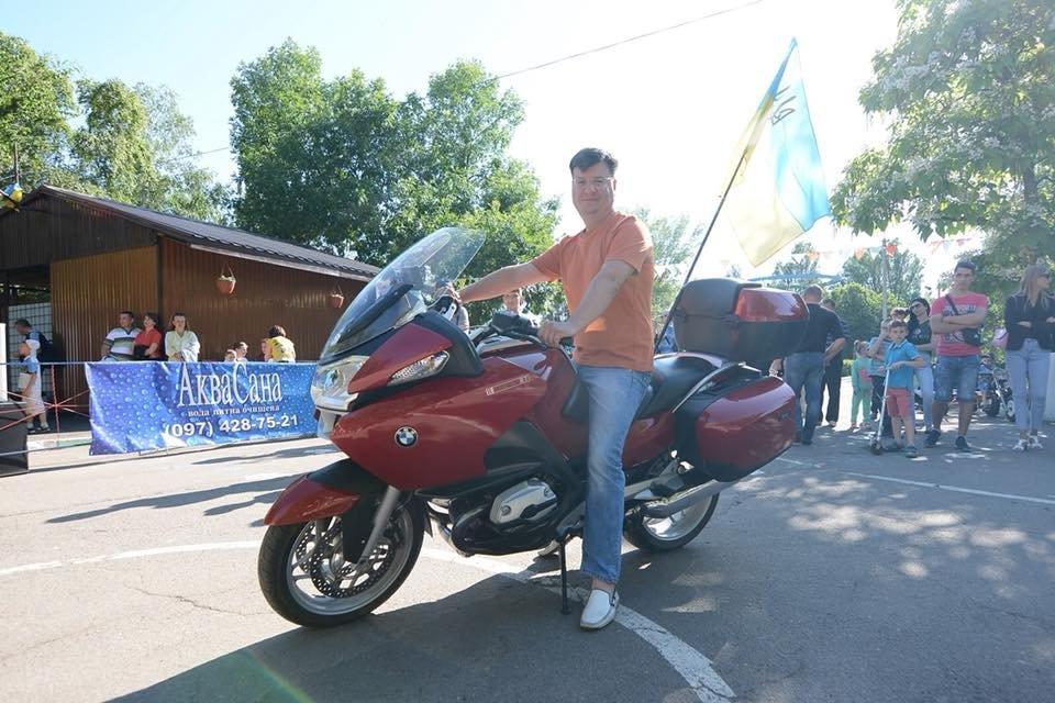 В Каменском принимали «Ралли Пикник-2018», фото-11