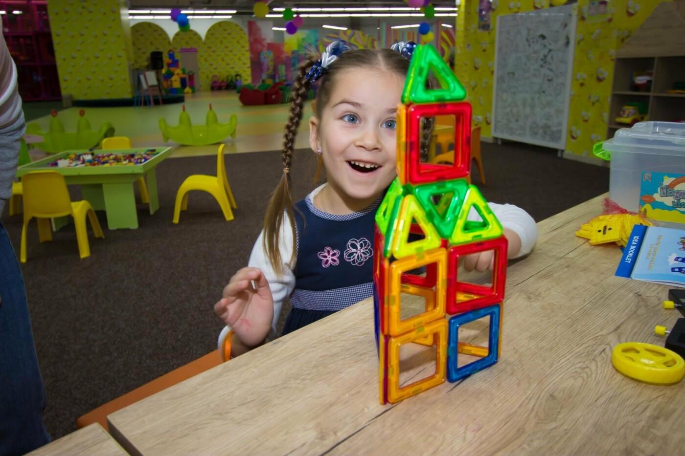 Магнитный конструктор – не только развлечение, но и современное развитие ребенка, фото-1