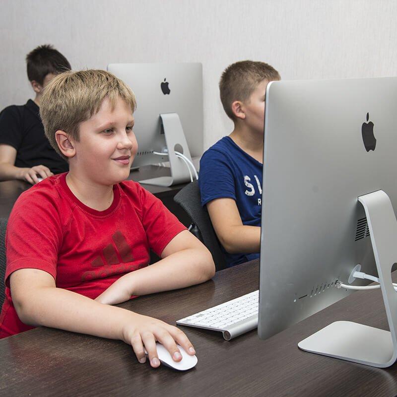 Компьютерный лагерь в Академии Шаг, фото-5