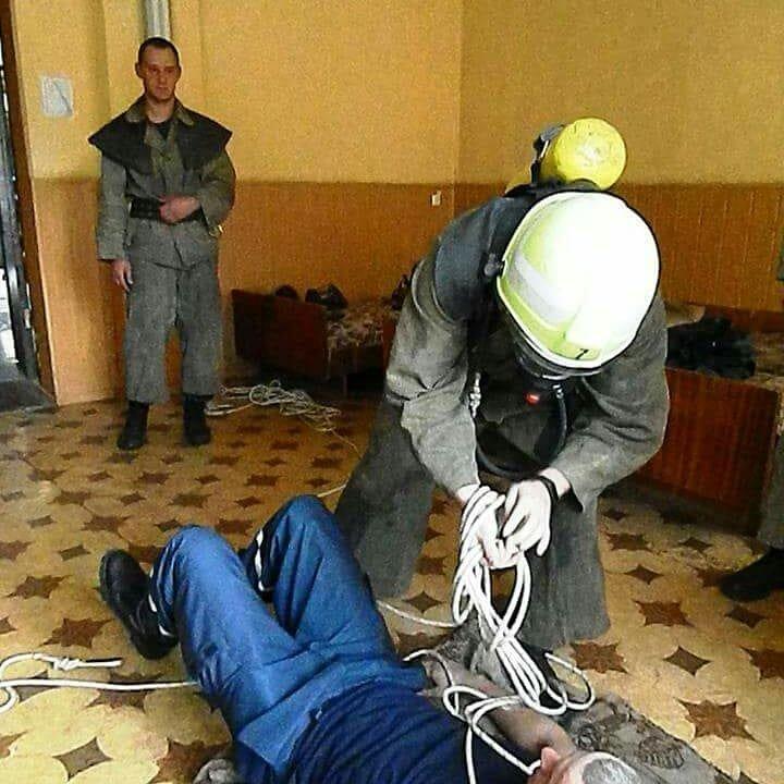 В Каменском проверили подготовку спасетелей, фото-5