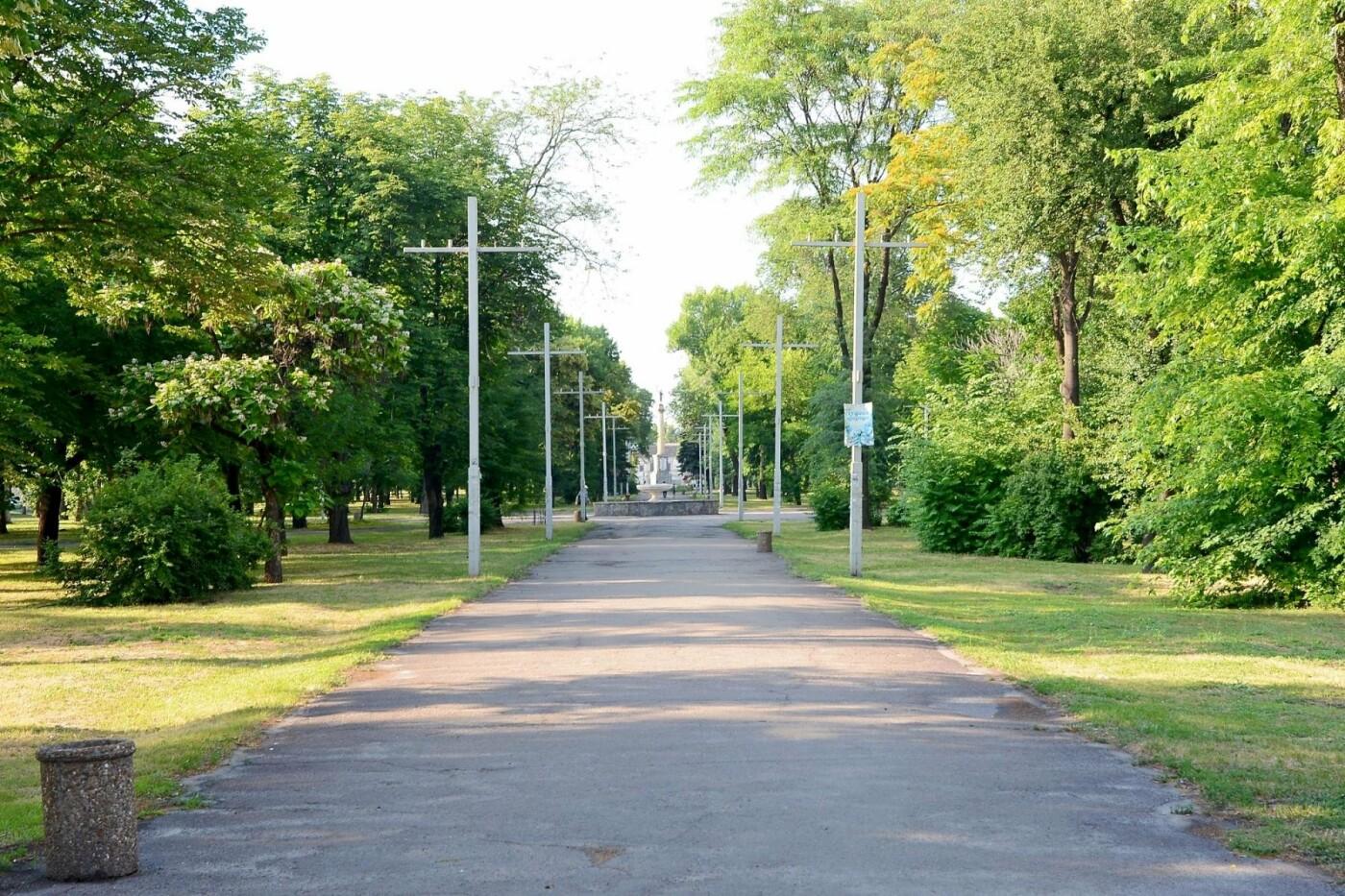 В Каменском ко Дню города откроют обновленный Мемориал воинам АТО, фото-4