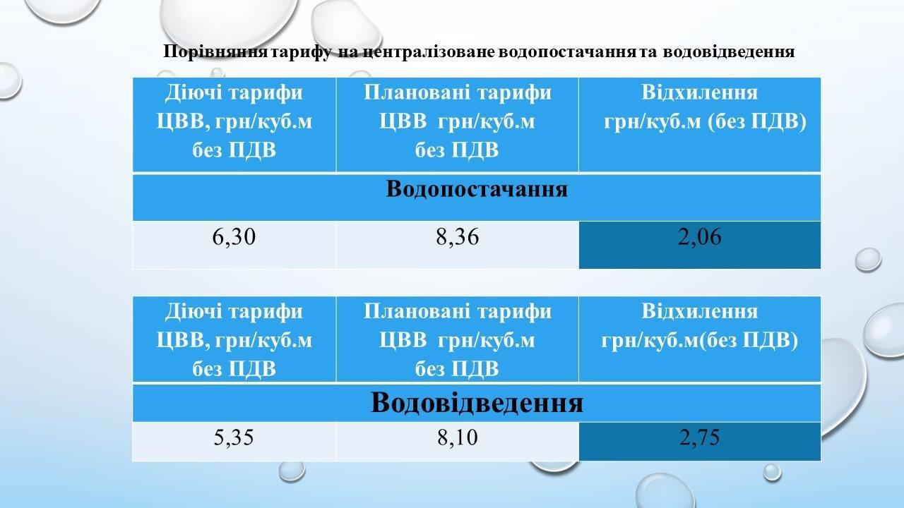 76 человек обсудили тарифы на воду в Каменском, фото-4