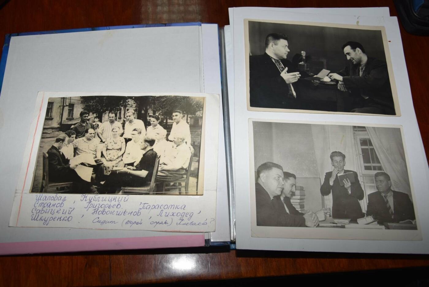 Документы Второй мировой и выставка: в Каменском заседали краеведы, фото-1