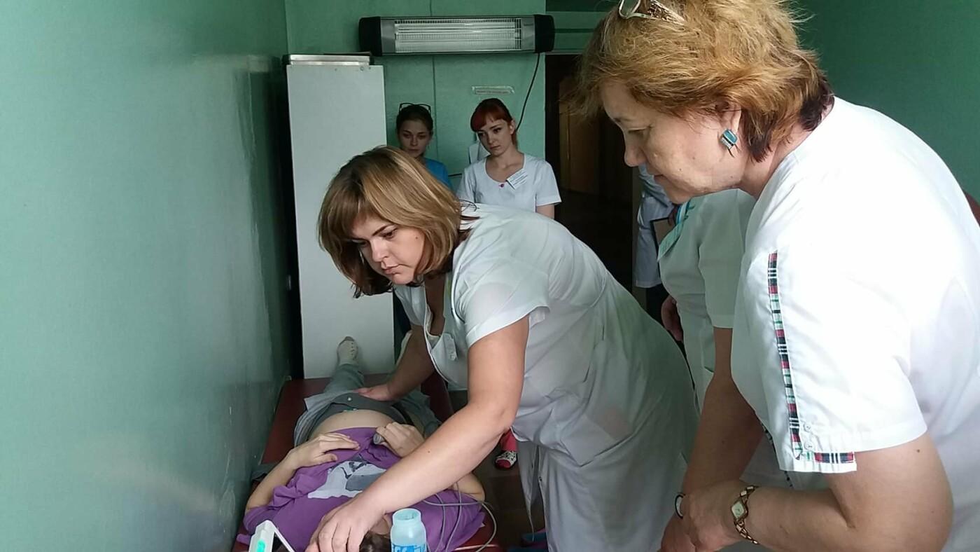 В каменской больнице №9 появилось новое оборудование для обследования беременных, фото-1