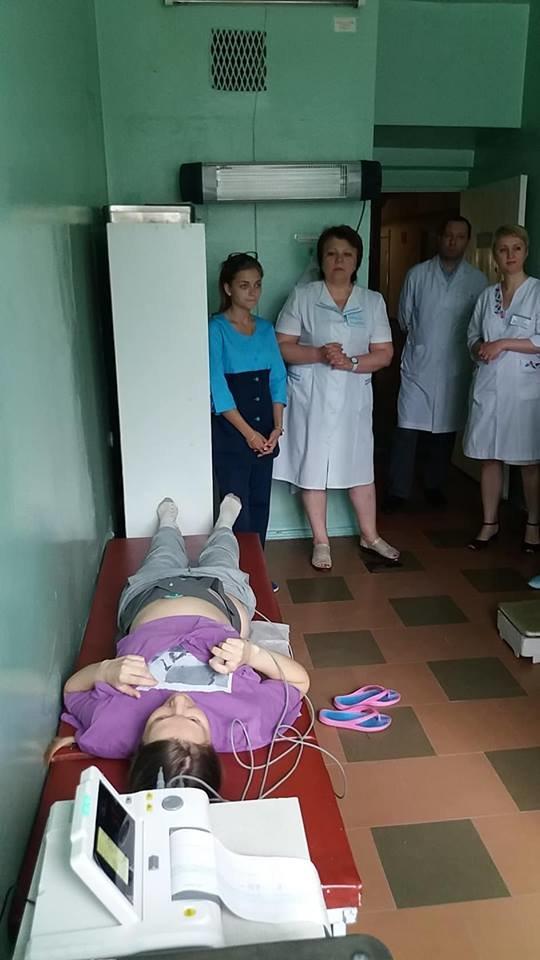 В каменской больнице №9 появилось новое оборудование для обследования беременных, фото-2