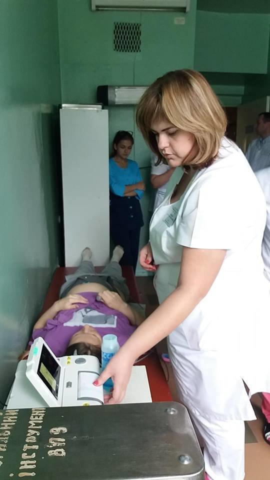 В каменской больнице №9 появилось новое оборудование для обследования беременных, фото-4