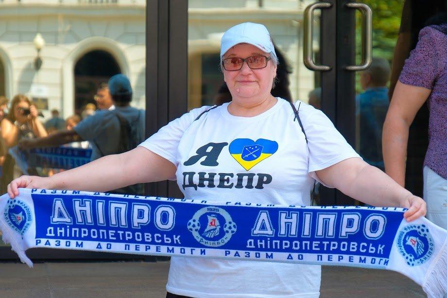 Отметили 100-летие ФК «Днепр», фото-1