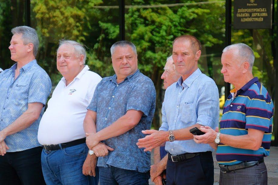 Отметили 100-летие ФК «Днепр», фото-5