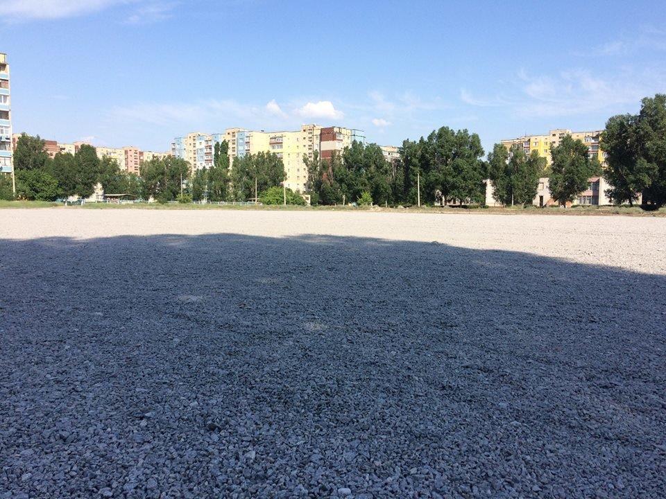У маленьких каменчан появится стадион с баскетбольной площадкой, футбольным полем и  зоной воркаута, фото-10