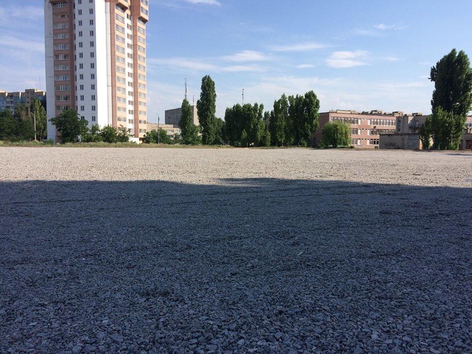 У маленьких каменчан появится стадион с баскетбольной площадкой, футбольным полем и  зоной воркаута, фото-11