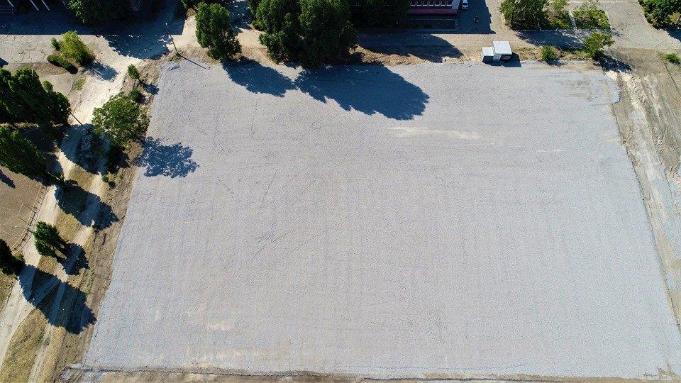 У маленьких каменчан появится стадион с баскетбольной площадкой, футбольным полем и  зоной воркаута, фото-12