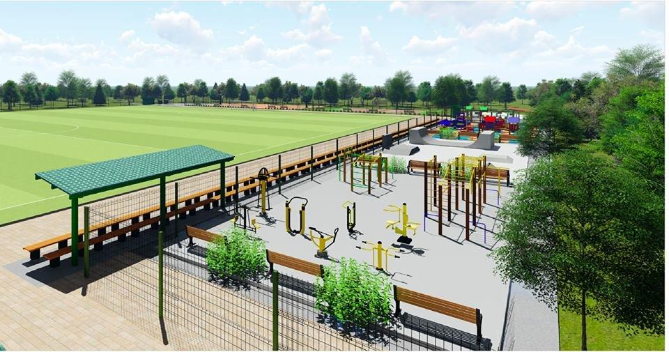 У маленьких каменчан появится стадион с баскетбольной площадкой, футбольным полем и  зоной воркаута, фото-4