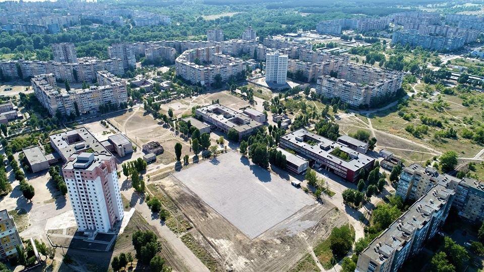У маленьких каменчан появится стадион с баскетбольной площадкой, футбольным полем и  зоной воркаута, фото-9
