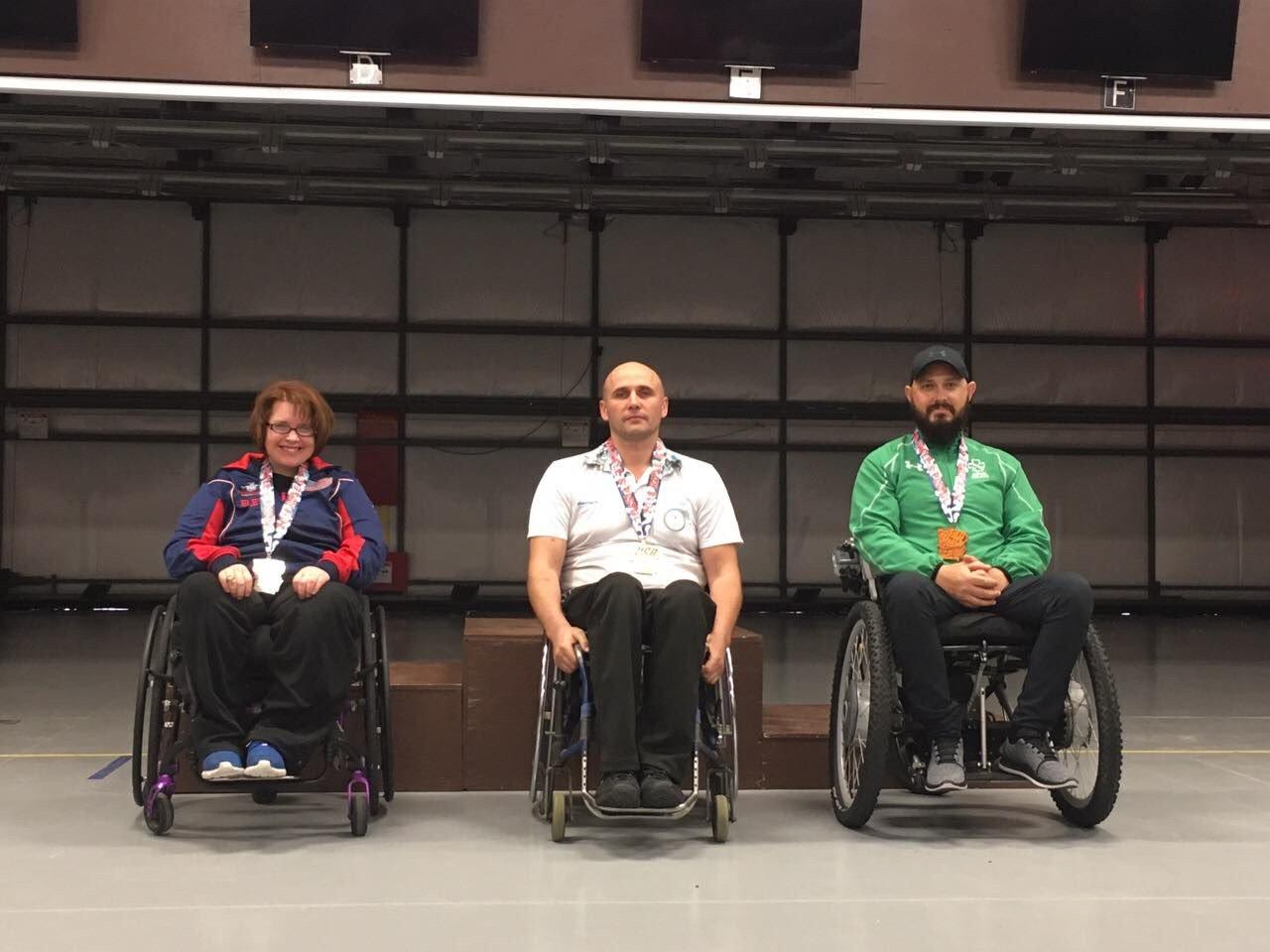 Каменчанин Виталий Плакущий победил на чемпионате США по пулевой стрельбе, фото-2