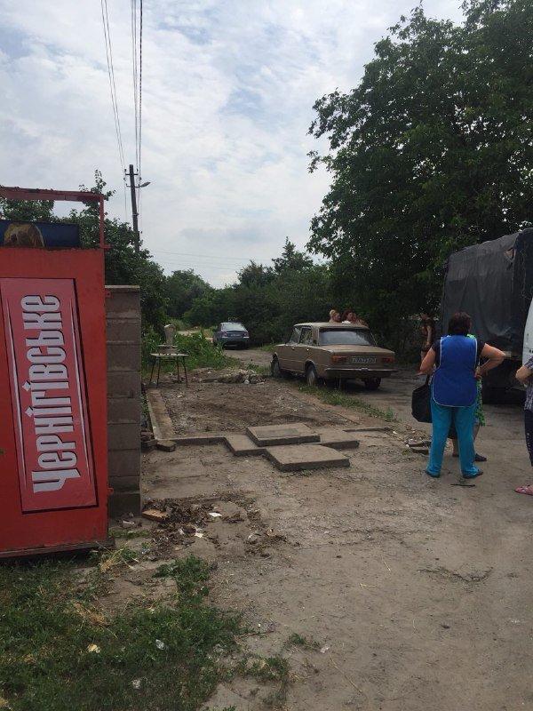 В Каменском продолжается борьба с«наливайками», фото-1